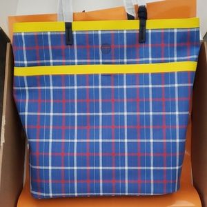 NEW Tory Burch reversible large tote